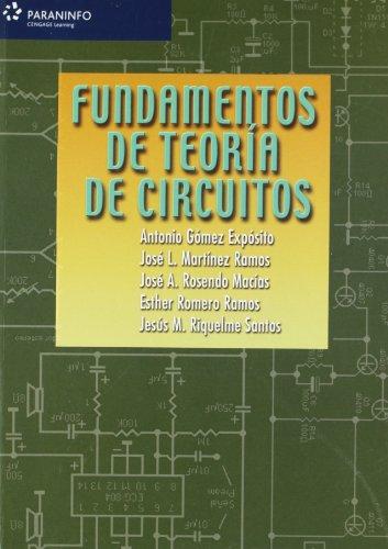9788497324175: FUNDAMENTOS TEORIA DE CIRCU ITOS