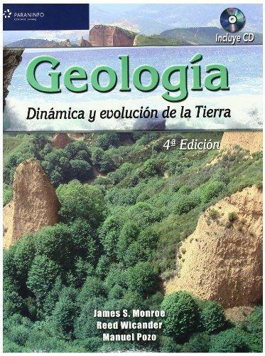 9788497324595: Geología. Dinámica y evolución de la tierra