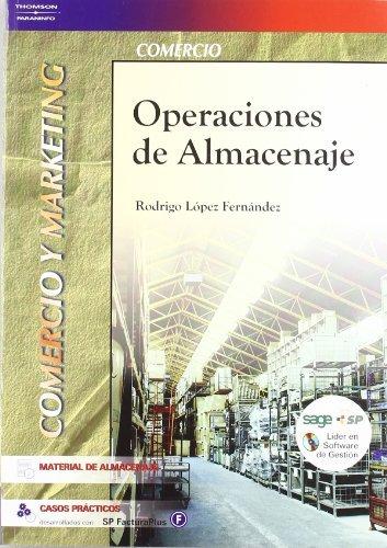 9788497324625: Operaciones de almacenaje
