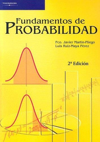 Fundamentos de Probabilidad: F. J. Martin