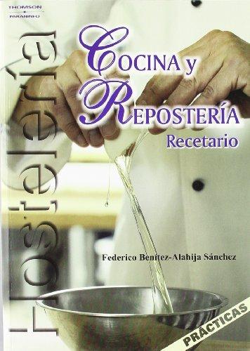 9788497325172: Cocina y repostería. Recetario
