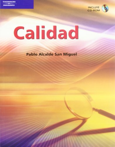 9788497325424: CALIDAD 1/ED.