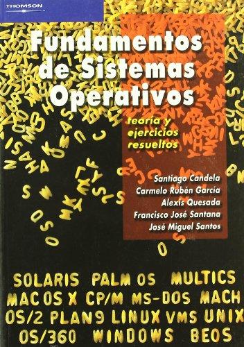 Fundamentos de sistemas operativos.Teoría y ejercicios resueltos - VVAA