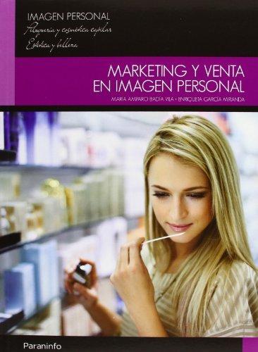 9788497325592: Marketing y venta en imagen personal