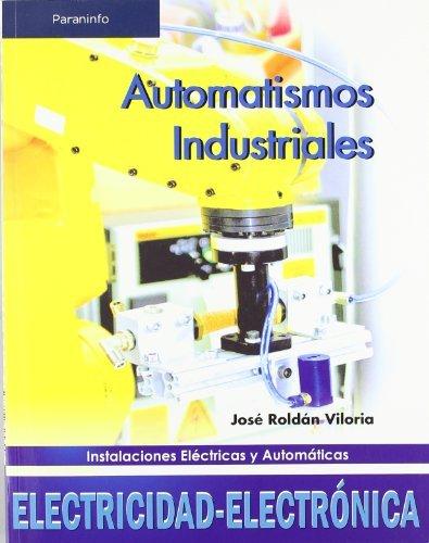 9788497325790: Automatismos industriales