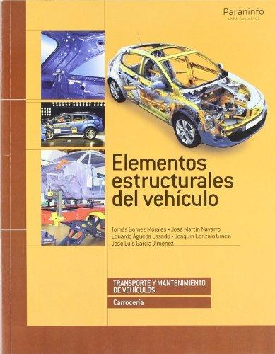 Elementos estructurales del vehiculo: GOMEZ (326865)