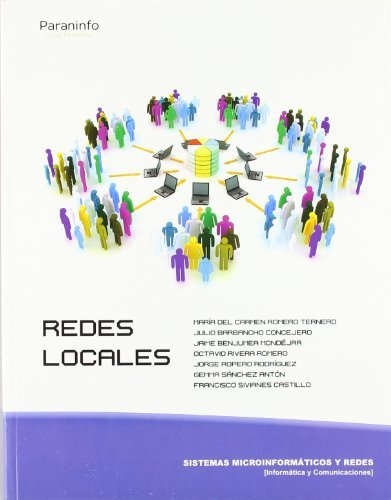 Redes locales: Mª DEL CARMEN