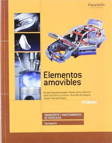 Elementos amovibles 4 ª edición: JOSÉ LUIS GARCÃ�A