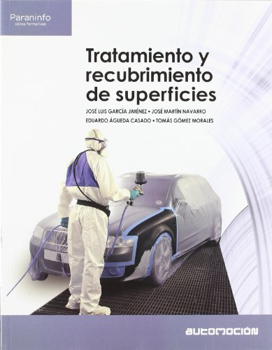TRATAMIENTO Y RECUBRIMIENTO DE SUPERFICIES (Paperback)