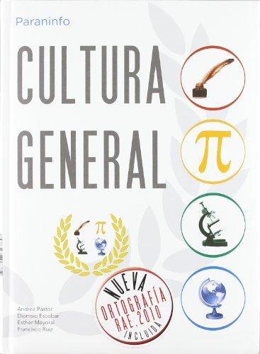 9788497327848: Cultura general - Ganador de Premio Europa 2010