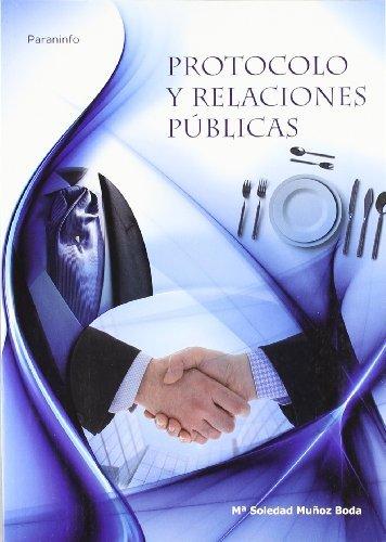 9788497327916: Protocolo y relaciones públicas