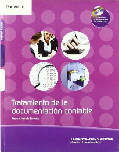 9788497328159: Tratamiento de la documentación contable