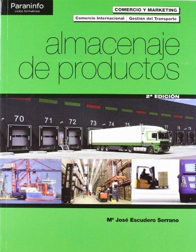 9788497328500: Almacenaje de productos