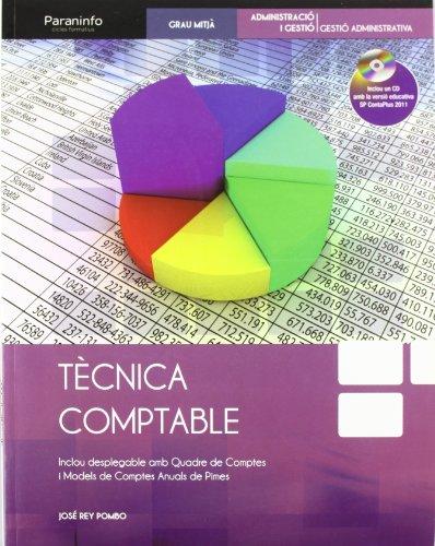 cat).(11).(g.m).tecnica comptable (administracio gestio): Rey Pombo, Jose