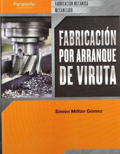 9788497328838: FABRICACION MECANIZADO ARRANQUE VIRUTA GM 12 CF