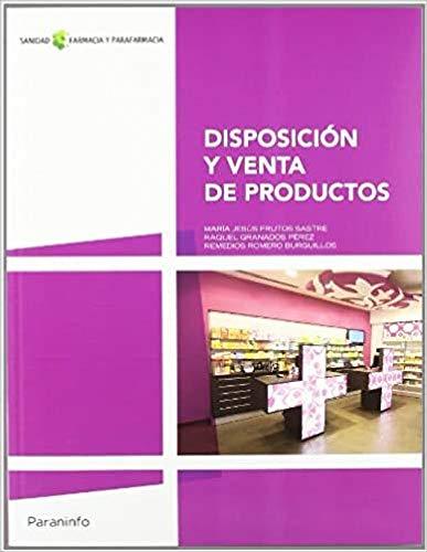 9788497328890: Disposición y venta de productos
