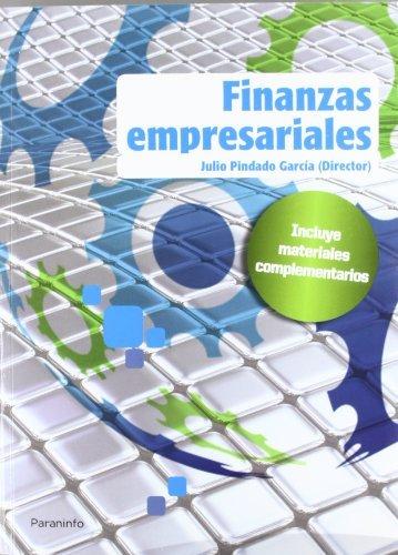 FINANZAS EMPRESARIALES: PINDADO GARCIA, JULIO Y OTROS