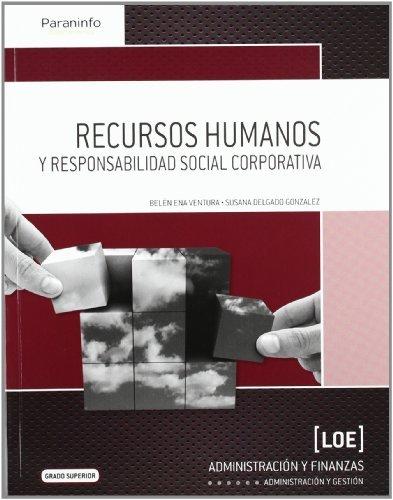 9788497329088: Recursos humanos y responsabilidad social corporativa
