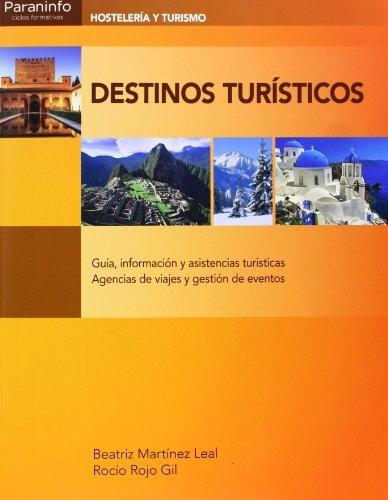 9788497329279: Destinos turísticos