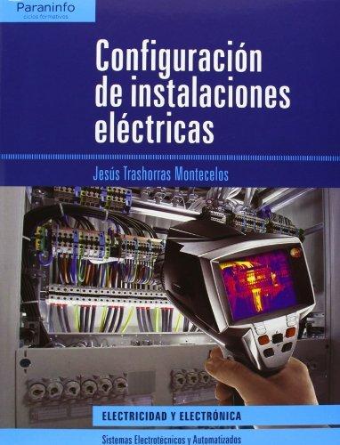 9788497329354: Configuración de instalaciones eléctricas