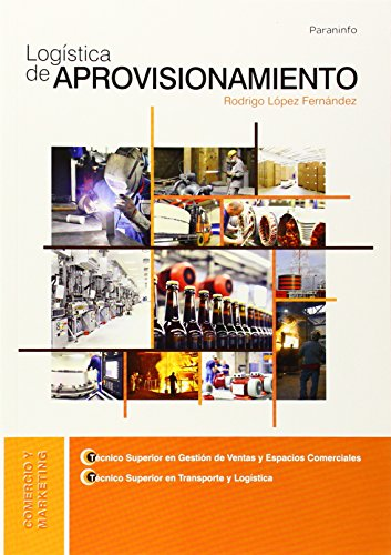9788497329811: Logística de aprovisionamiento (Comercio Y Marketing)