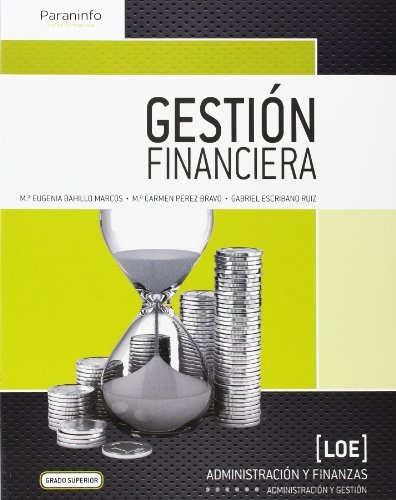 9788497329842: GESTION FINANCIERA GS.Loe ED.13 Paraninfo