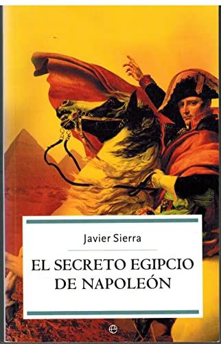 9788497341998: Secreto egipcio de napoleon, el (bolsillo)