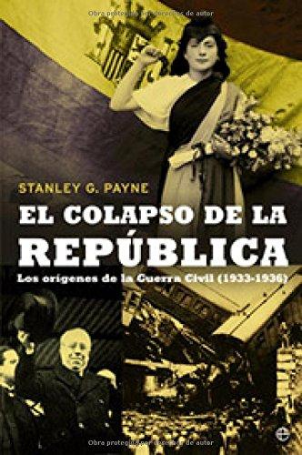 9788497343275: El colapso de la República