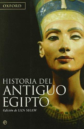 9788497343343: Historia del Antiguo Egipto