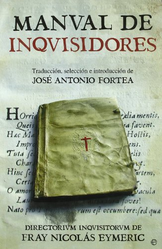 9788497344456: Manual de inquisidores