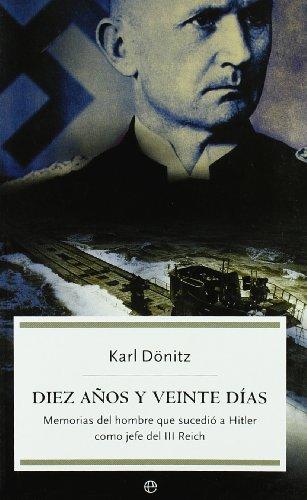 9788497344579: DIEZ AÑOS Y VEINTE DIAS (BOLSILLO)