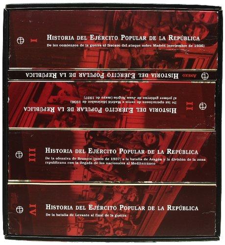9788497344654: Historia del Ejército Popular de la República