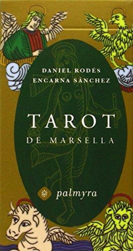 El Tarot de Marsella: los antiguos iconos del tarot reconstruidos (Baraja de cartas): DANIEL Y ...