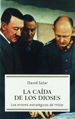 CAIDA DE LOS DIOSES  LA (BOLS)