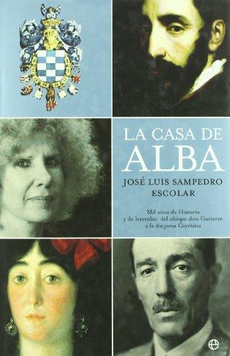 9788497345958: La Casa de Alba