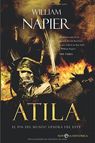 9788497346306: Atila (Novela Historica(la Esfera))