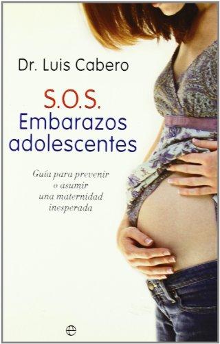 9788497346559: S.O.S. Embarazos adolescentes