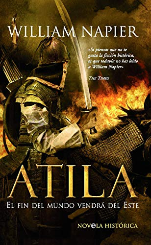 9788497346863: Atila (Spanish Edition)