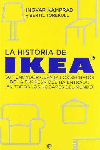 LA HISTORIA DE IKEA: Su fundador cuenta: INGVAR KAMPRAD Y