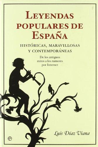 9788497347105: Leyendas populares de España