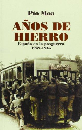 ANOS DE HIERRO (BOLS)