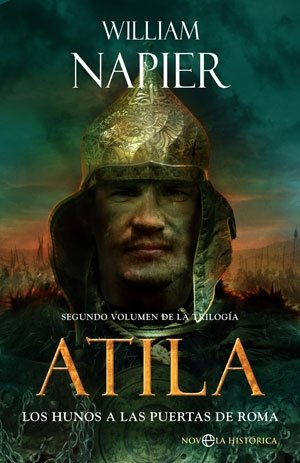 9788497347389: Atila II: Los Hunos a las puertas de Roma