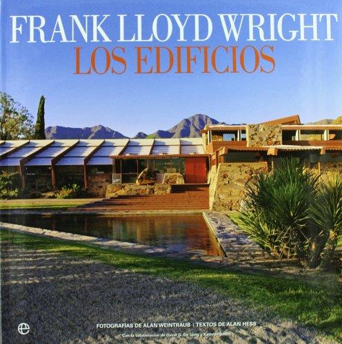 9788497348614: Frank lloyd wright - los edificios (Libro Ilustrado (esfera))