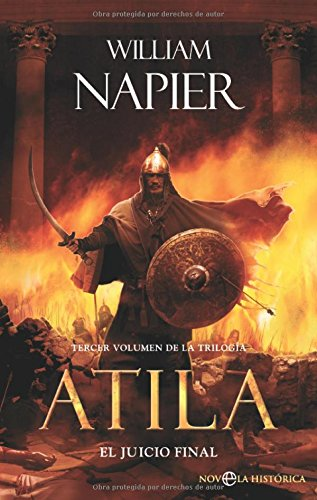 9788497348690: 3: Atila/ Attila: El Juicio Final/ the Final Trial (Spanish Edition)