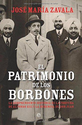 9788497349666: El patrimonio de los Borbones