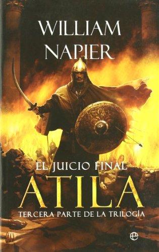 9788497349772: Atila III. El juicio final (Bolsillo (la Esfera))