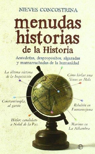 MENUDAS HISTORIAS DE LA HISTORIA (BOLS)