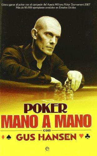 9788497349949: Poker - mano a mano