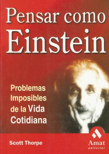 9788497351119: Pensar como Einstein / Think Like Einstein (Spanish Edition)