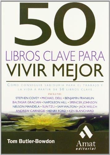 9788497352604: 50 Libros clave para vivir Mejor (Spanish Edition)